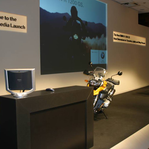 BMW – WORLD WIDE MEDIA LAUNCH
